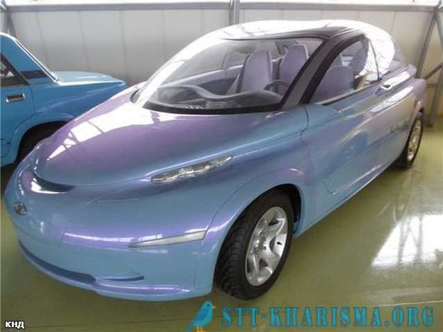 Concept car of LADA