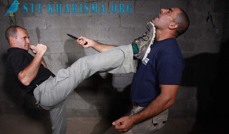 Tough style of self-defense from Israel