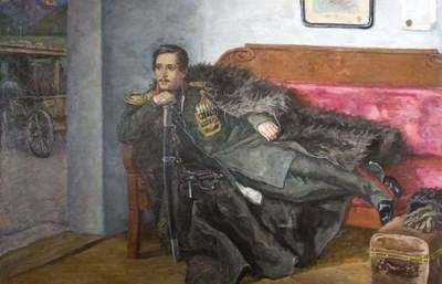 Riddle of Mikhail Lermontov's death