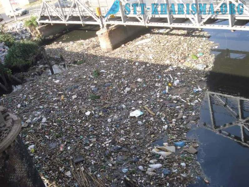 Acute problem: the most polluted rivers of the planet