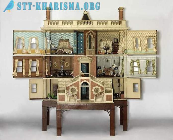 Architecture in miniature: the 300-year history of the dollhouse