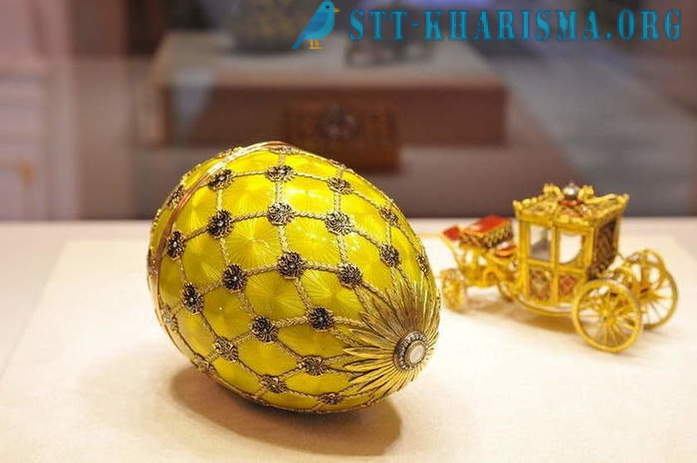 7 interesting facts from biographies and jeweler Carl Faberge millionaire