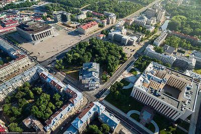 Minsk, as you have not yet seen