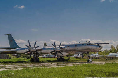 Excursion to the State Museum of Ukrainian aviation