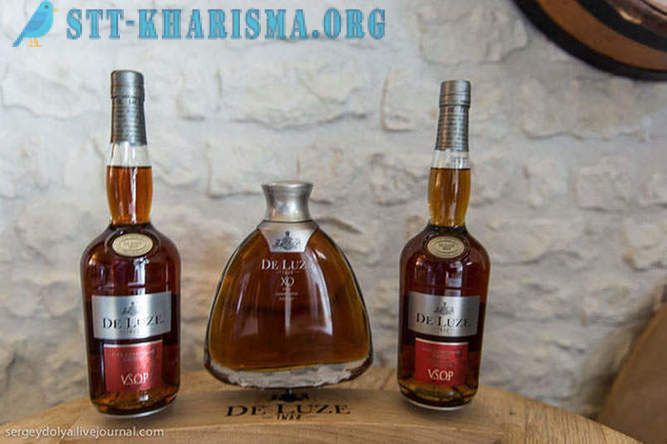 How do the French cognac
