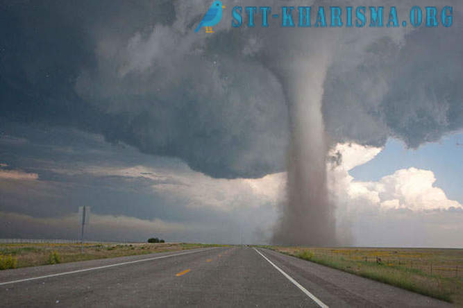 Tornadoes in the US