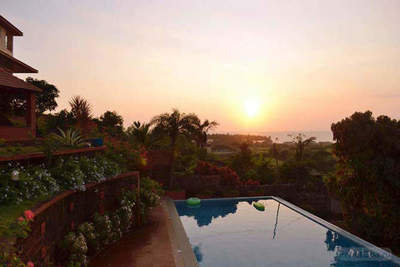 Royal Sunset Goa villa «Sunset»