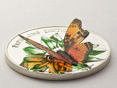 The most unusual coins 21st century