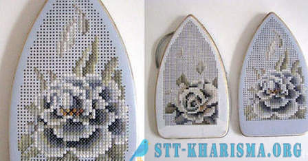 Embroidery, metal