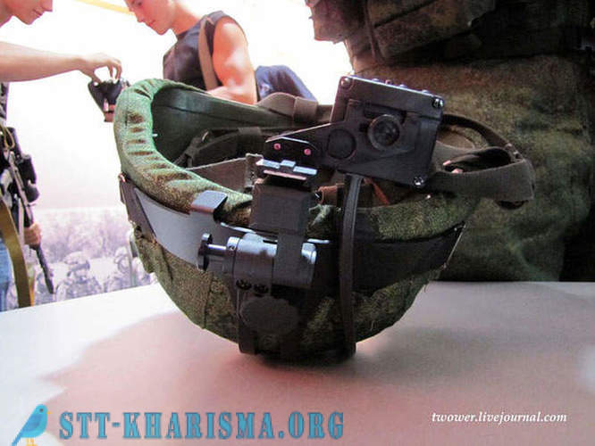 New fighting protective kit Russian army